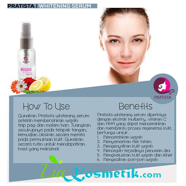 pemakaian-serum-whitening-pratista